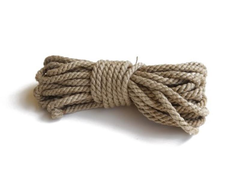 Boss Bondage Hemp Rope