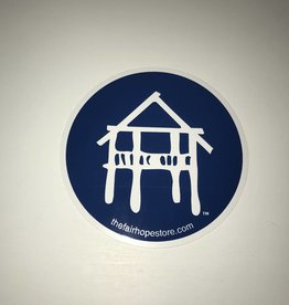 Fairhope Pier Sticker - Donation