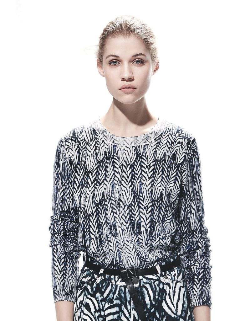2ND DAY JINNY PULLOVER
