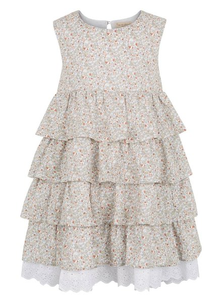 TINA WODSTRUP TINA WODSTRUP KIDS FRILL DRESS