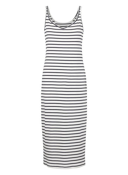 TINA WODSTRUP TINA WODSTRUP LONG STRIPE DRESS