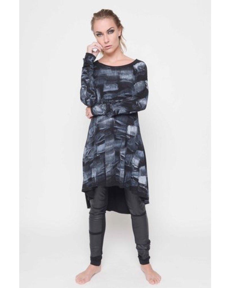 BLACK ALYSSA DRESS