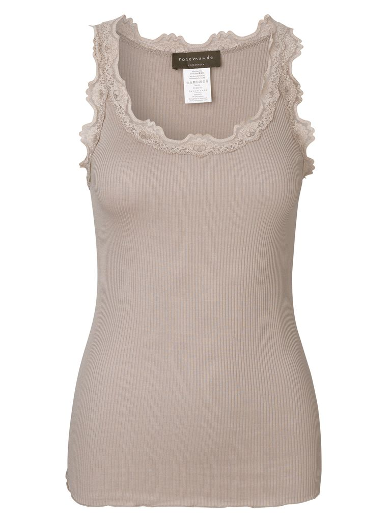 ROSEMUNDE LACE TANK TOP