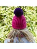 ROSE AND ROSE ROSE AND ROSE RIBBED KNIT HAT