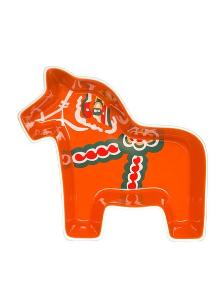 SAGAFORM DALA HORSE SERVING BOWL