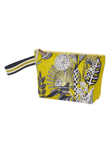 INOUITOOSH INOUITOOSH MAXI PURSE, TROUSSE CITY JUNGLE