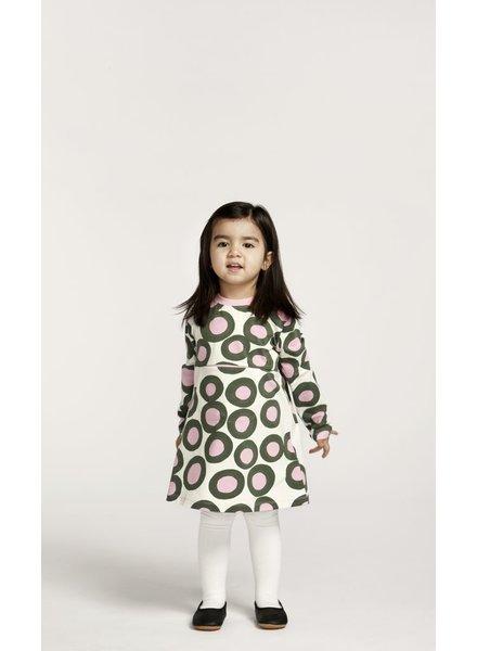 MARIMEKKO MARIMEKKO PIHARATAMO PETROOLI 2 DRESS/CHILD