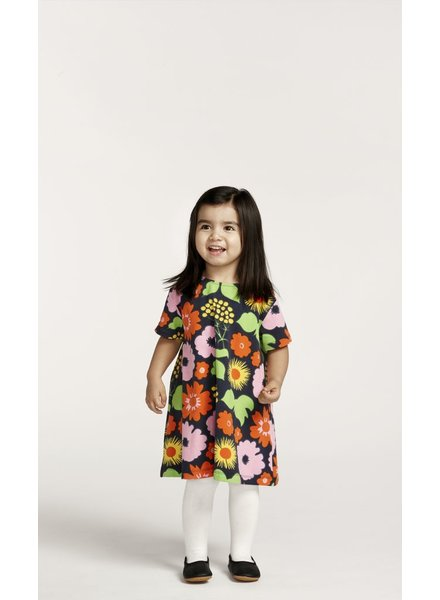 MARIMEKKO MARIMEKKO NAPPO KUKKATORI 2 DRESS/CHILD