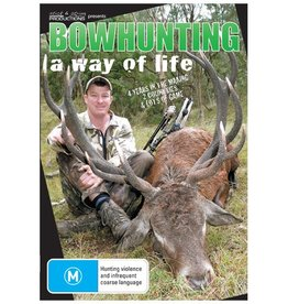 Predator Products Bowhunting a Way of Life DVD