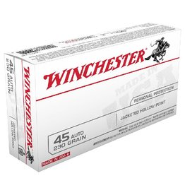 Winchester Winchester USA Value Pack 45 Auto 230gr JHP 50 Pkt