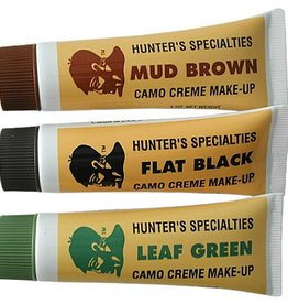 Hunter's Specialties H.S. Camo Woodlands Creme Make Up Kit 3 X 1oz.