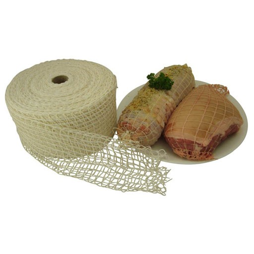 Butcher at Home Roast Netting - White 18/150 - 50m Roll