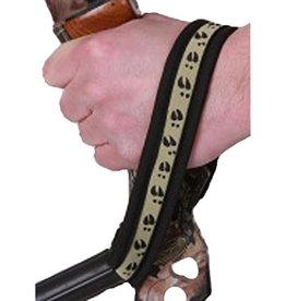 Outdoor Pro Staff Outdoor Wrist Sling Deer Tracks Brown