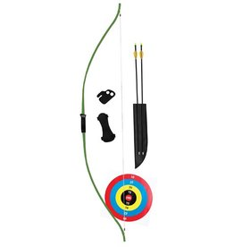 Bear Archery Bear Titan Bow Set 20-29lb LH/RH Grey