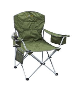 OzTrail OzTrail Apollo Arm Chair Green