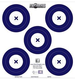 Nice Target Nice Target 40cm 5 Spot Blue (Each)