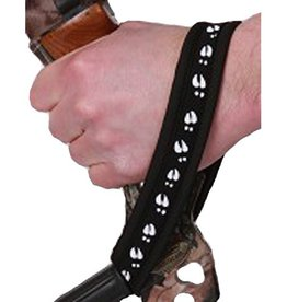 Outdoor Pro Staff Outdoor Wrist Sling Deer Tracks Black