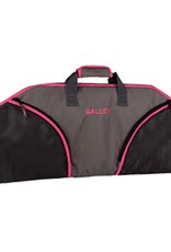 "Allens Allen 36"" Compact Bow Case Hot Pink/Black"