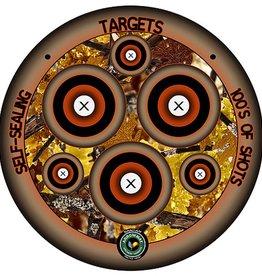 Arrowmat Arrow Mat Bantam Target Face Camo Spot
