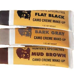 Hunter's Specialties H.S. Camo Bark Gray Creme Make Up Kit 3 X 1oz.