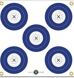 Block 3d Rubber Sioux Archery