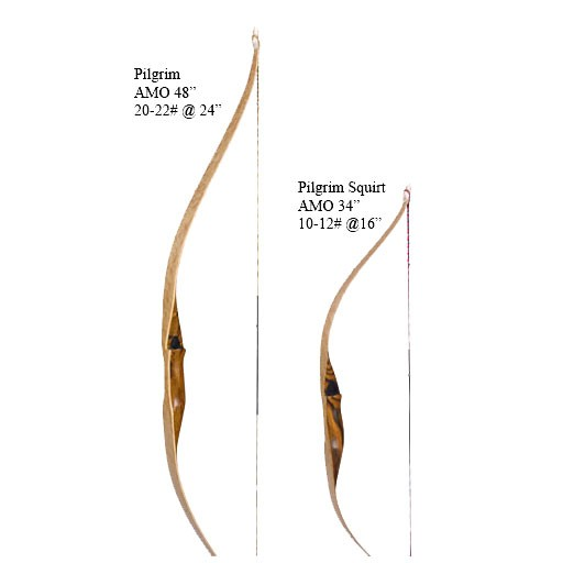 3Rivers Archery Pilgrim Squirt RH