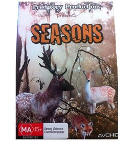Predator Products Seasons DVD