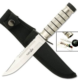 Perfect Point Survivor Knife 241mm W/Gear