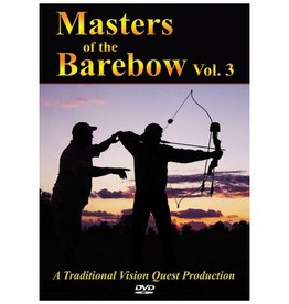 3Rivers Archery Masters of The Barebow Vol 3. DVD