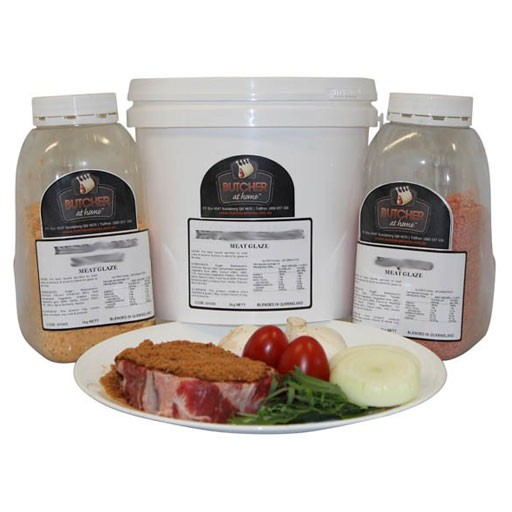 Butcher at Home Double Smoke Glaze 1kg