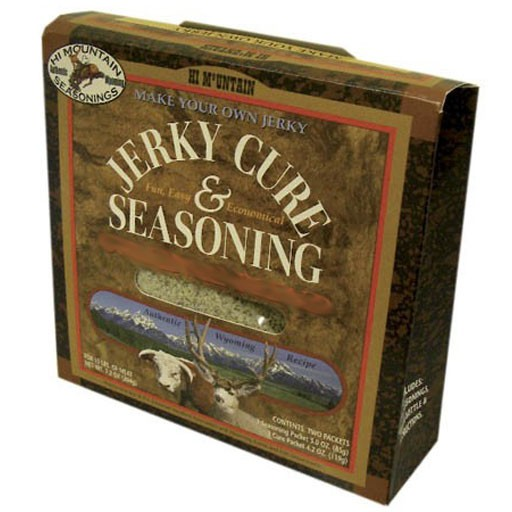 Butcher at Home Jerky Seasoning Mesquite Blend 200g