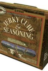 Butcher at Home Jerky Seasoning Cracked Pepper & Garlic 200g