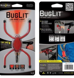 Niteize Niteize Bike Bug - Red Led