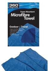 360 Degrees 360 Degrees Microfibre Towel
