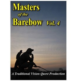 3Rivers Archery Masters of the Barebow Vol 4. DVD