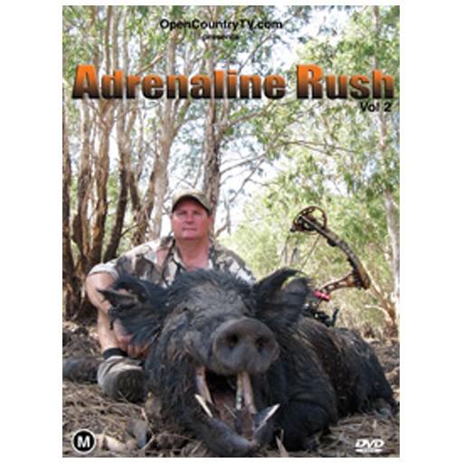 2 Blade Productions Adrenaline Rush Vol 2 DVD