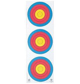 3006 Vegas 3 Spot Colour Target Vertical
