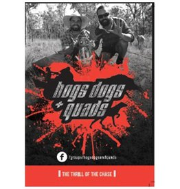 AFN Hogs Dogs & Quads DVD