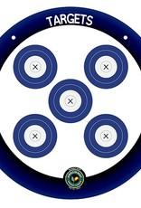 Arrowmat Arrow Mat Bantam Target Face 5 Spot