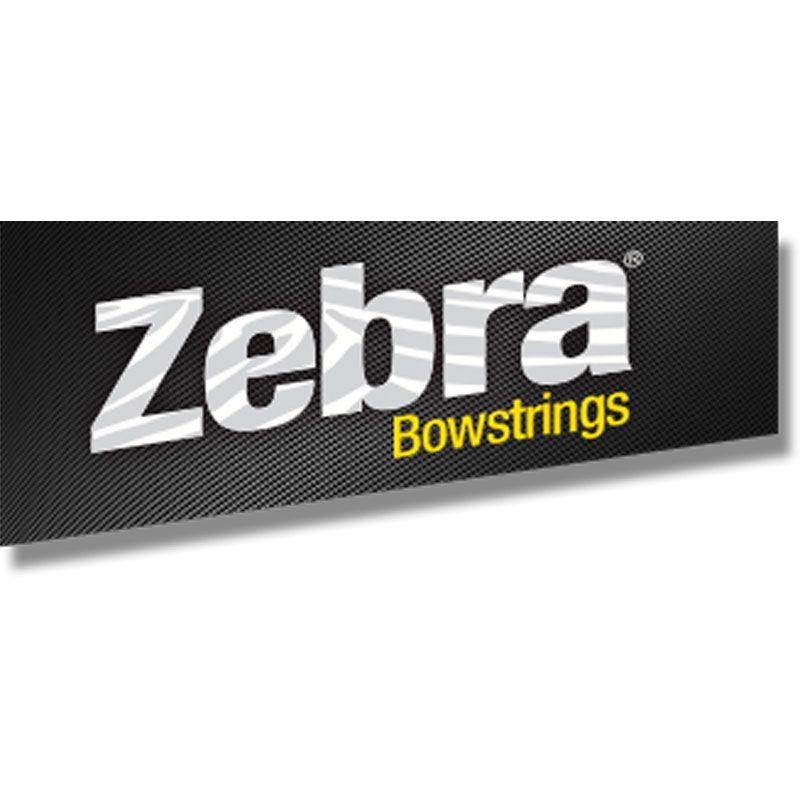 """Barracuda Zebra Bow String Craze 55 7/8"""" Craze, Craze II"""