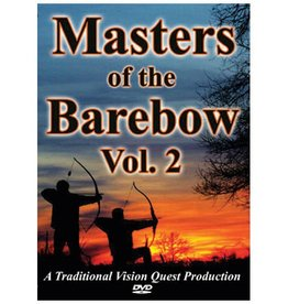 3Rivers Archery Masters of the Barebow Vol. 2 DVD