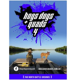 AFN Hogs Dogs & Quads 4 DVD