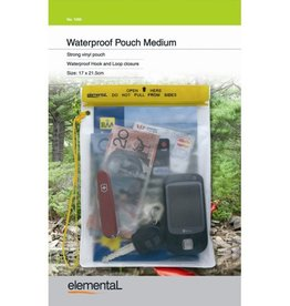 elemental Waterproof Pouch Medium 17cm X 21.5cm