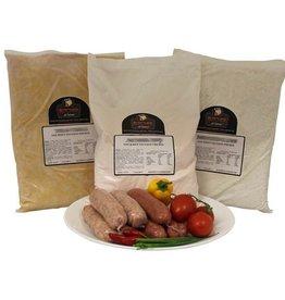 Butcher at Home Gourmet Sausage Meal Beef & Burgundy GSM 1.25kg
