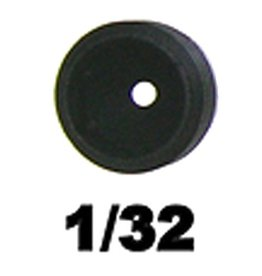 "Specialty Archery Specialty 1/8"" Super Ball Peep Aperture 1/32"""