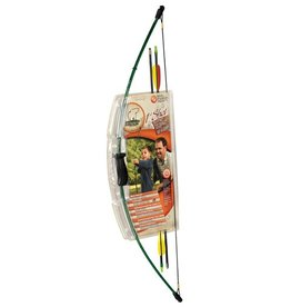 Bear Archery Bear 1 Shot Youth Recurve Set LH or RH Hunter Green