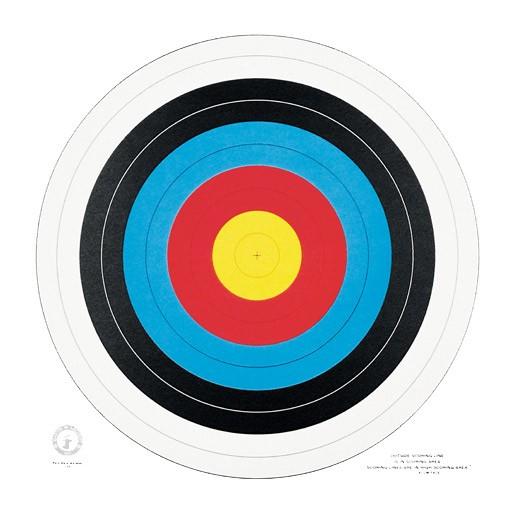 Maple Leaf Fita Face 40 Cm Target Sioux Archery
