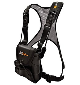 Field Logic S4Gear LockDown X Micro Bino Harness Black