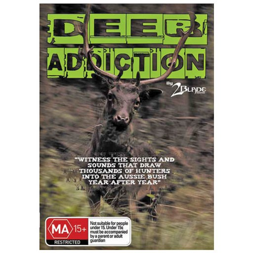 2 Blade Productions Deer Addiction DVD