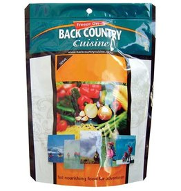 Back Country Cuisine Back Country Lamb Fettuccine Single Serve